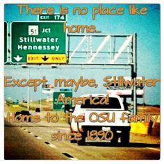 Home = OSU cowboys, Stillwater Oklahoma #pokes #okstate #pistolsfirin