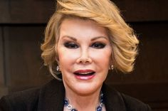 "Joan Rivers dead: Comic's ""greatest joy was to make people laugh"", says daughter"