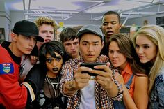"""This time, we've spotted one of our favorite rappers, Jonathan """"Dumbfoundead"""" Park, in the new movie, Detention, starring Hunger Games sensation, Josh Hutcherson!"""