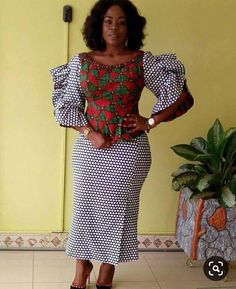 ankara styles - - Unique and trendy Ankara styles for ladies 2019 - photo from Diyanu Unique Ankara Styles, Ankara Styles For Women, Beautiful Ankara Styles, Ankara Gown Styles, Latest Ankara Styles, Ankara Gowns, African Fashion Ankara, Latest African Fashion Dresses, African Print Dresses