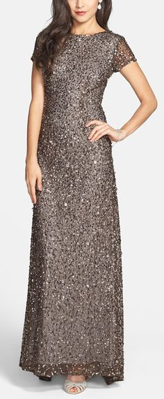 Sequin gown by Adrianna Papell http://rstyle.me/n/vnaein2bn