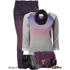 """""""Ombre 1"""" by lv2create on Polyvore"""