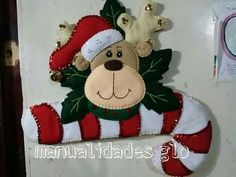 Christmas Ornaments, Holiday Decor, Pink, Country, Halloween, Home Decor, Wreaths, Christmas Decor, Feltro