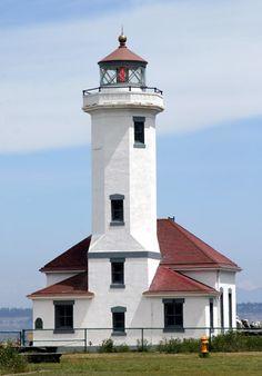 Point Wilson Lighthouse, Port Townsend, Washington