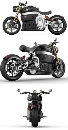 Moto Elétrica – Lito Sora