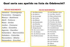 Qual seria seu apelido na lista da Odebrecht?