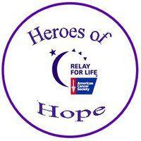 I'm a Hero of Hope- you can be too! Follow us on Twitter @Lynne {Papermash} {Papermash} Schneider For Life of Vinings - Buckhead, GA and Like us on http://facebook.com/RelayForLifeOfViningsBuckheadGA Get involved or make a tax-deductible donation>> https://RelayForLife.org/ViningsBuckheadGA