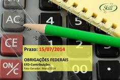 Fique por dentro das obrigações fiscais que vencem em 14/07.