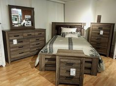 Shop for Zelen Queen/Full Poster Headboard w/Dresser, Mirror, Drawer Chest & Nightstand starting at at our furniture store located in Northfield, NJ Dresser With Mirror, Coastal Cottage, Bedding Sets, Nightstand, Beach House, Bedroom, Casual, Shop, Furniture