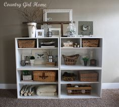 COUNTRY GIRL HOME