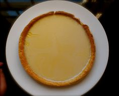 Heston's lemon tart in the Thermomix