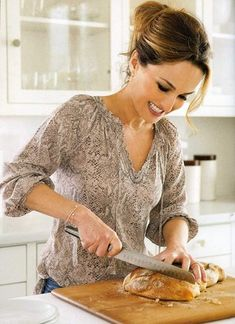 "Giada De Laurentiis cooking quote ""Keep it simple."""