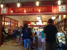 OMG!!! Carlos Bakery is now open at the Palazzo/Venetian Hotel and Casino in Las Vegas!!!