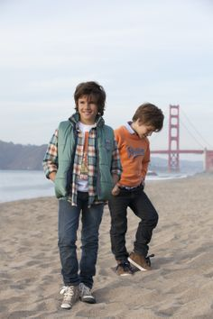 Moda Infantil - Mimo & Co - San Francisco - Otoño Invierno 2014