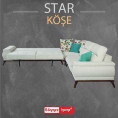 Star Modern Köşe Takımı yaz esintilerini evinize taşıyor.. #Modern #Furniture #Mobilya #Köşe #Takımı #Sönmez #Home
