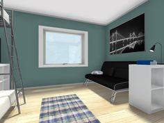 Boys Room by New Room Interior / Interiørkonsulent Maria Rasmussen