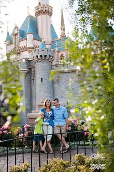 The Raines Family @ Disneyland! - San Diego Photographer | Wedding Photography, Newborns and Portraits