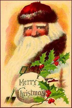 Vintage Christmas #vintage #Christmas