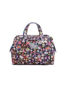 ff89f7029 tokidoki x Ju.Ju.Be x Hello Kitty Be Prepared Diaper Bag Dream World