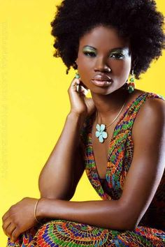 Femme noire, femme africaine Chocomeet.com