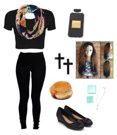 """""""Pretty"""" by zendaya090 ❤ liked on Polyvore featuring Agent Ninetynine, Monsoon, Boohoo, Charlotte Russe and Tiffany & Co."""