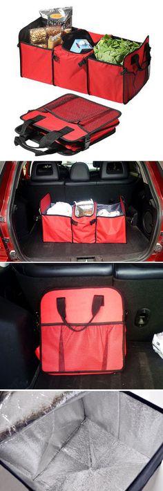 Car Trunk Organiser
