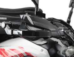 SW-MOTECH KOBRA Handguards For Yamaha FZ-07 '14-'15, FZ-09 '14-'15, XT1200Z Super Tenere '13-'15 & XJR1300 '15
