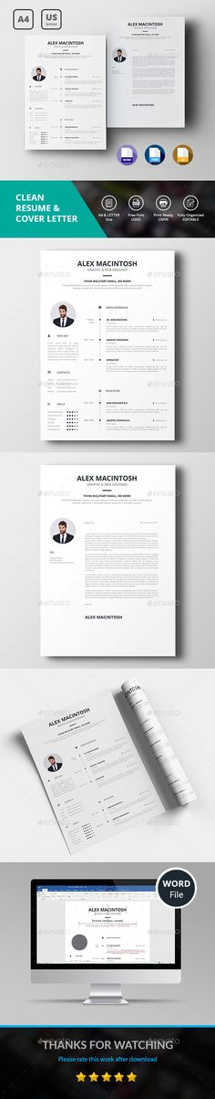 Resume \ Cover Letter Resume cover letters - cover letter and resumes