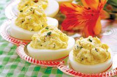 Paula Deen's She Deviled Eggs recipe