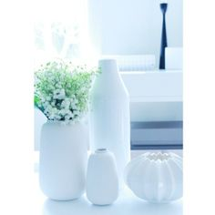 simply scandinavian white white and black Rolf™ candlestick silhouette by freemover.se - nice!