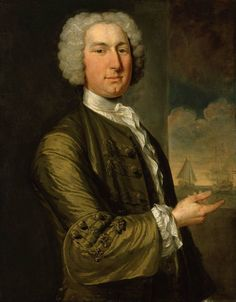 John Turner 1737 painting John Smibert | Oil Painting Reproduction