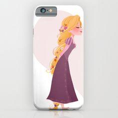 Rapunzel iPhone & iPod Case by Punziella - $35.00