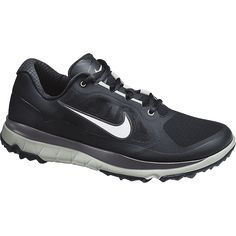 new arrivals 2ee78 1f218 Nike FI Impact 004 Black Men s Golf Shoe from  golfskipin Mens Spikeless Golf  Shoes,