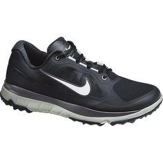 Nike FI Impact 004 Black Men's Golf Shoe from @golfskipin