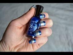 Star Wars R2D2 Manicure with Sally Hansen - YouTube