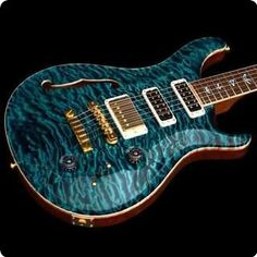 PRS / Private Stock #3530 / Blue Green / Guitar