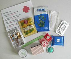 Kreative-Schachtel: Notfallbeutel