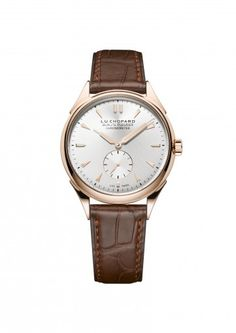 Chopard Uhr L.U.C Qualité Fleurier 18 Karat Roségold | juwelier-haeger.de