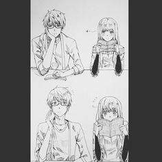 Zen x Mc 1/3 Mystic Messenger Comic, Am I In Love, Saeyoung Choi, Jumin Han, Space Station, My Prince, Cartoon Drawings, Hetalia, Cute Pictures