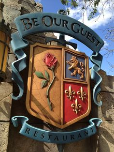 Be Our Guest Restaurant in Lake Buena Vista, FL