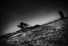 Drug burning ceremony near Kabul, Afghanistan. © Alessandro Scotti 2006