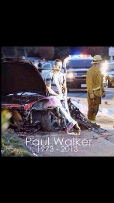 Paul Walker killed in motor vehicle accident. the need for speed won, so young and so tragically. Always on MY HEART! My forever Man Crush Always! Fast And Furious, The Furious, Paul Walker Tribute, Rip Paul Walker, Paul Walker Quotes, Paul Walker Accident, Ford Mustang, Paul Walker Movies, Furious Movie