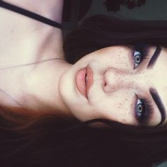 im obsessed with freckles