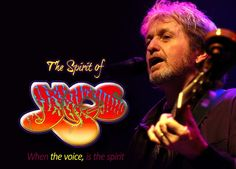 Jon Anderson, former lead singer of Yes (and hopefully will be the future lead singer of Yes again)