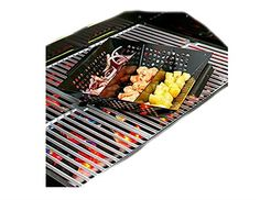 Celebrity Super Bowl Non Stick BBQ Grill Meat Fruit and Vegetable cooking Basket -- Learn more by visiting the image link. Bbq Grill, Grilling, Cookware Accessories, Meat Fruit, Grilled Meat, Fruits And Vegetables, Super Bowl, Basket, Kitchens