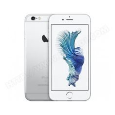 APPLE - iPhone iPhone 6S argent - 16 Go