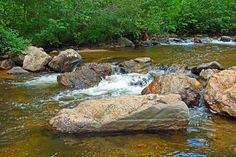 Big Thompson River Falls