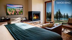 Reservations for The Lodge at Edgewood Tahoe are now open! Visit today to book your reservation: http://edgewoodtahoe.com/lodge