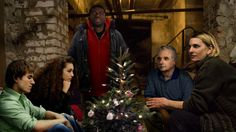 UNDISCLOSED LOCATION—Persecuted and driven into hiding because of their beliefs, the nation's oppressed Christians reportedly huddled in a secret underground bunker late Wednesday night to decorate and light a single withered Christmas shrub.