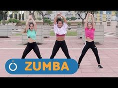 Short Zumba Class- Intermediate Do you love Zumba and want to learn some new steps from the comfort of your own home? Then take a look at our short Zumba int. Zumba Fitness, Sport Fitness, Fitness Tips, Zumba Videos, Pilates Workout, Exercise, Workout Tips, Yoga Routine, Dance Class